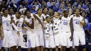 Kentucky might be the only SEC team dancing