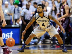 NCAA Basketball: Colgate at Georgetown